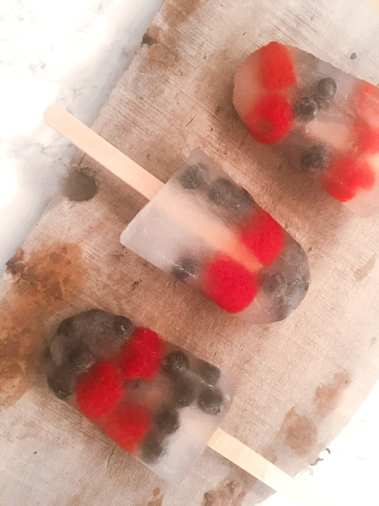 4th of July Popsicles 3